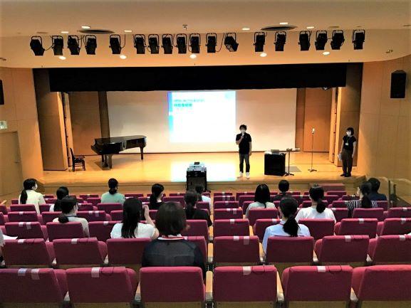 記事 7月11日に2021年度新卒内定者研修を開催しました。のアイキャッチ画像