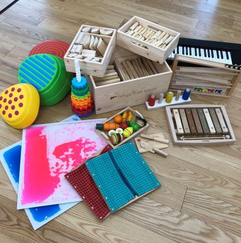 記事 東京都共同募金会から療育支援ルームボンデイに子どもたちが使う備品用の配分金をいただきました!のアイキャッチ画像