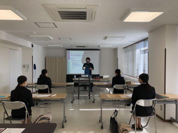 記事 2月20日に2022年度新卒採用説明会「OPEN MUTSUKI 2022」を開催しました。のアイキャッチ画像