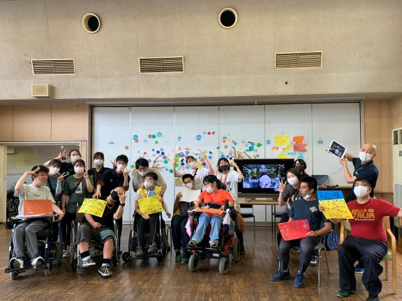 記事 コスモス青年学級の活動が始動しました!!のアイキャッチ画像